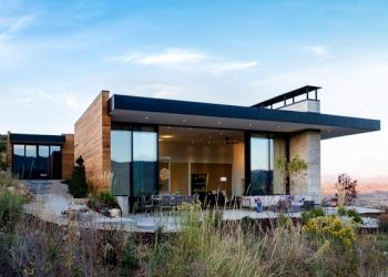 Salt Lake City residential architect Sparano + Mooney Architecture