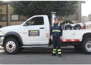 Anaheim towing company Spark Towing