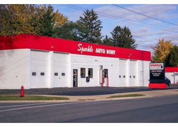 Madison auto body shop Sparkle Auto Body