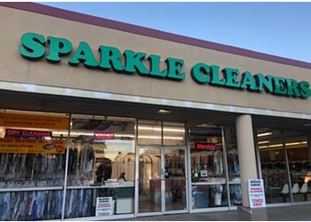 San Jose dry cleaner Sparkle Cleaners
