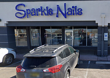 Albuquerque nail salon Sparkle Nails