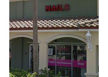 Miramar nail salon Sparkle Nails & Spa