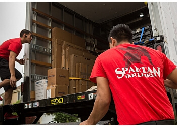 Sunnyvale moving company Spartan Van Lines, Inc.