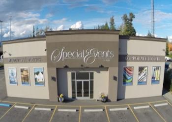 Anchorage rental company Special Events Alaska