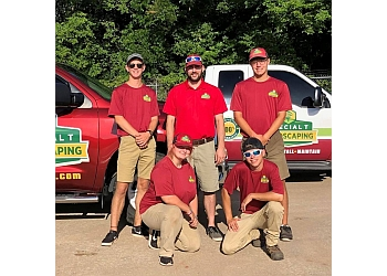 Oklahoma City landscaping company Special T Landscaping