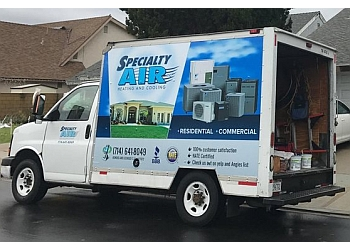Santa Ana hvac service Specialty Air Inc.