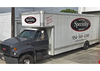 Miramar moving company Specialty Moving Services