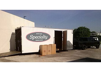 Pembroke Pines moving company Specialty Moving Services