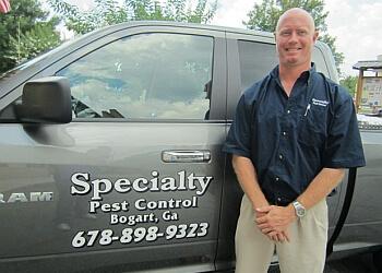 Athens pest control company Specialty Pest Control