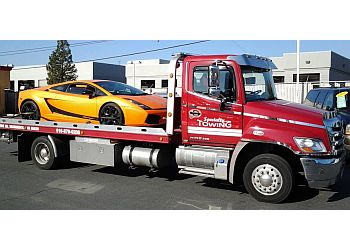 Sacramento towing company Specialty Towing and Impound