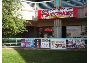 Albuquerque sports bar Spectators Sports Bar & Grill