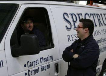 Aurora carpet cleaner Spectrum Restoration