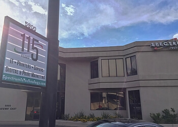 El Paso it service Spectrum Technologies