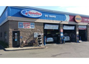 Elk Grove car repair shop SpeeDee-Midas
