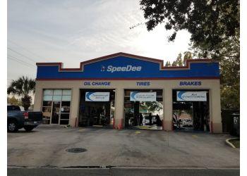 New Orleans car repair shop SpeeDee Oil Change & Auto Service