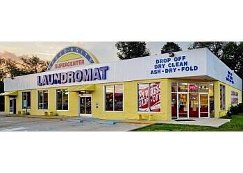 Shreveport dry cleaner Speed Brite Supercenter Laundromat