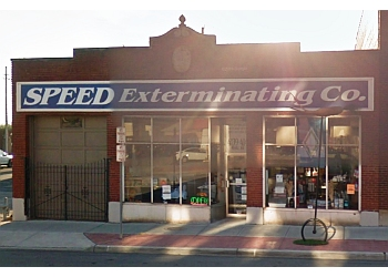 Cleveland pest control company Speed Exterminating Co.