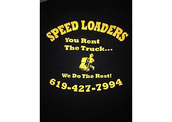 Chula Vista moving company Speed Loaders