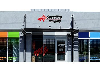 Chicago sign company SpeedPro Imaging