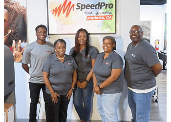 Kansas City sign company SpeedPro Imaging