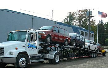 Portland towing company Speed's Towing