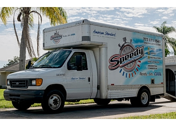 Port St Lucie hvac service Speedy Air Conditioning