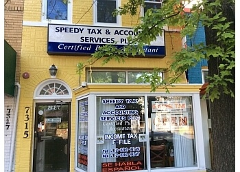 Washington tax service Speedy Tax & Accounting Services