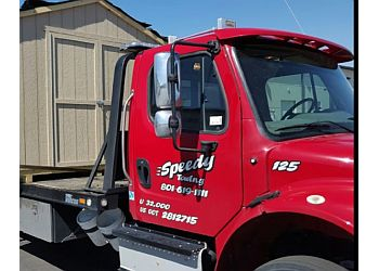 Salt Lake City towing company Speedy Towing