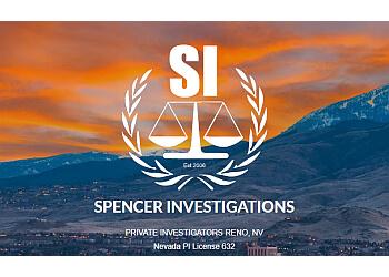 Reno private investigators  Spencer Investigations