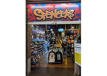 Augusta gift shop Spencers