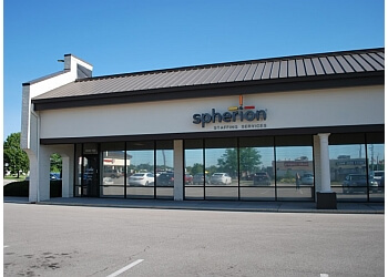 Indianapolis staffing agency Spherion