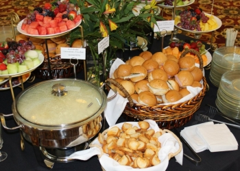 Cary caterer SpiceCubed Catering