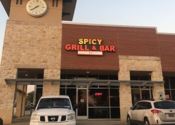 Fort Worth indian restaurant Spicy Grill & Bar