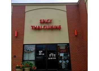 Evansville thai restaurant Spicy Thai Cuisine