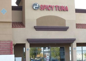 Henderson japanese restaurant Spicy Tuna