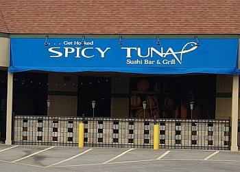 Toledo sushi Spicy Tuna Sushi Bar & Grill
