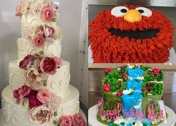 Pomona cake Spike's Cake Shop