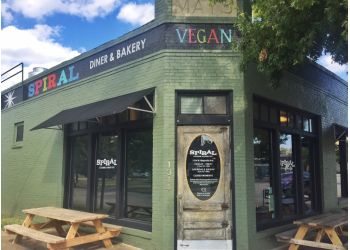 Fort Worth vegetarian restaurant Spiral Diner