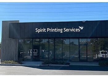 Chula Vista printing service Spirit Printing Services, Inc.
