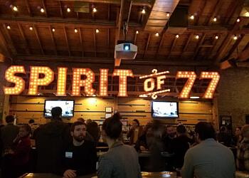 Portland sports bar Spirit of 77