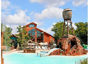 Springfield amusement park Splash Country Waterpark