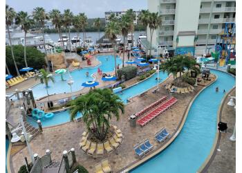 St Petersburg amusement park Splash Harbour Water Park