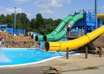 Shreveport amusement park Splash Kingdom, Inc.