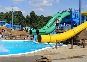 Shreveport amusement park Splash Kingdom