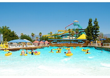 San Bernardino amusement park Splash Kingdom Waterpark