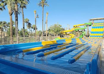 Long Beach amusement park Splash! La Mirada Regional Aquatics Center