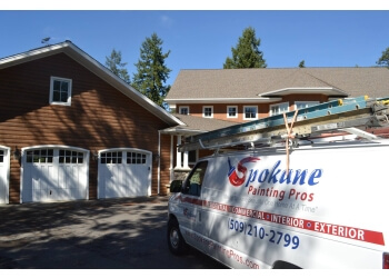 Spokane painter Spokane Painting Pros