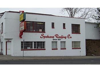 Spokane roofing contractor Spokane Roofing Company