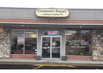 Spokane computer repair Spokane Valley PC