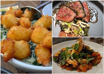 Minneapolis american cuisine Spoon and Stable